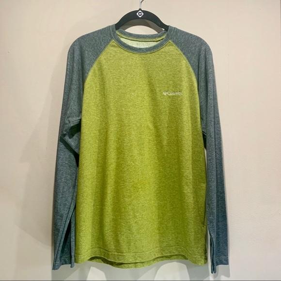 COLUMBIA Omni wick long sleeve shirt